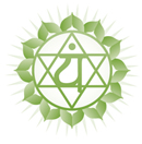 heart chakra symbol